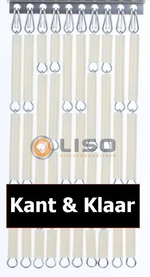 Liso ® Vliegengordijnen | Transparant